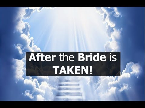 After the Bride is TAKEN!
