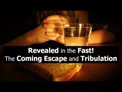 Revealed in the FAST! The Coming Escape and Tribulation