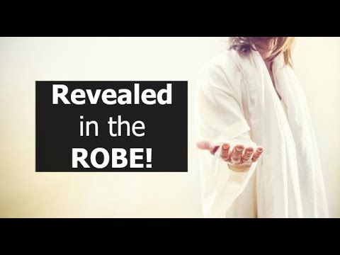 Revealed in the ROBE! (Incredible!)
