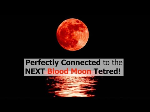 Perfectly Connected to the NEXT Blood Moon Tetred!