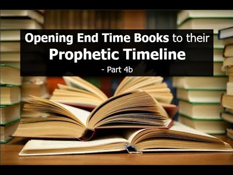 Opening End Time Books - Part 4b (with links)
