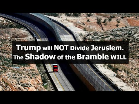 Trump will NOT Divide JERUSALEM.!
