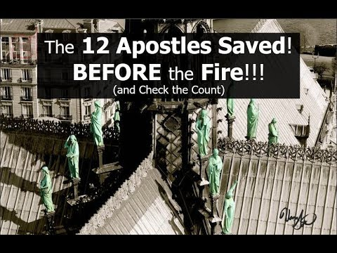 The 12 Apostles Saved! BEFORE the Fire!!!