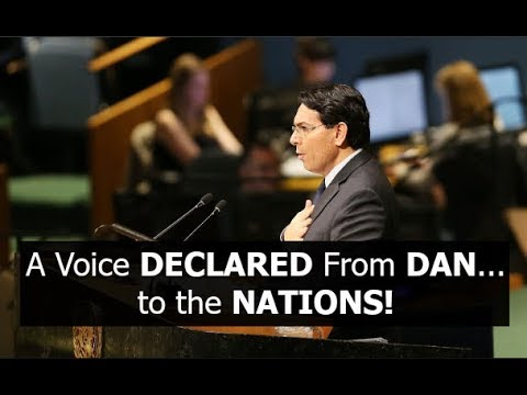 A Voice DECLARED From DAN...to the NATIONS!
