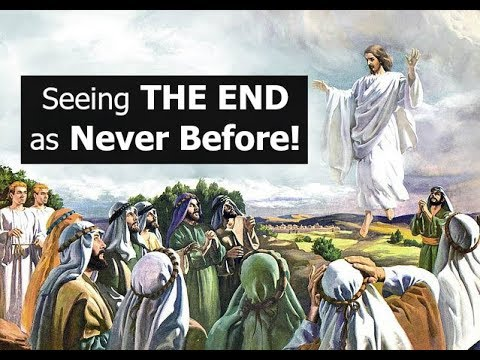 Seeing THE END as Never Before! (Must Share)