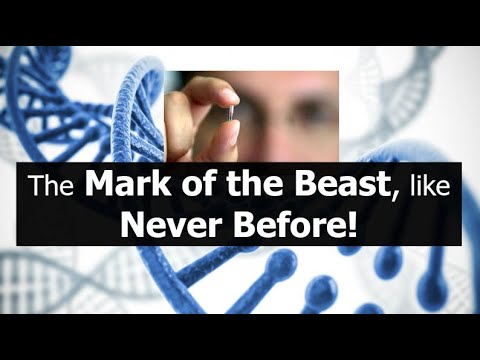 The MARK of the Beast, MYSTERY REVEALED, AS in The Days of Noah