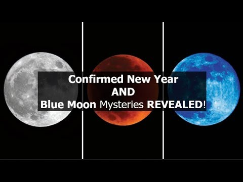 Confirmed New Year AND Blue Moon Mysteries REVEALED!