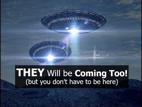 THEY Will be Coming Too! (but you don't have to be here