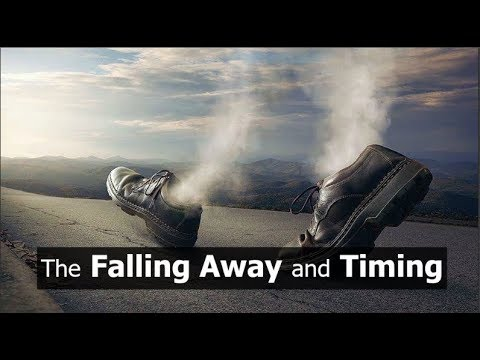 The Falling Away and Timing?