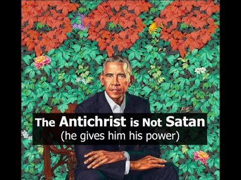 The Antichrist is Not Satan (he gives him his power)