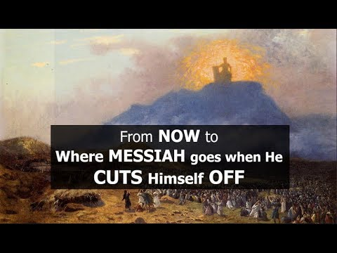 From 2018 to Where MESSIAH goes When He Cuts Himself Off!!!