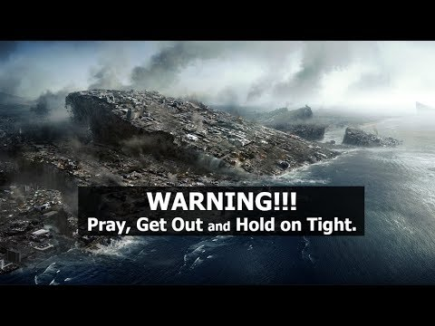 WARNING!! Pray, Get Out and Hold on Tight